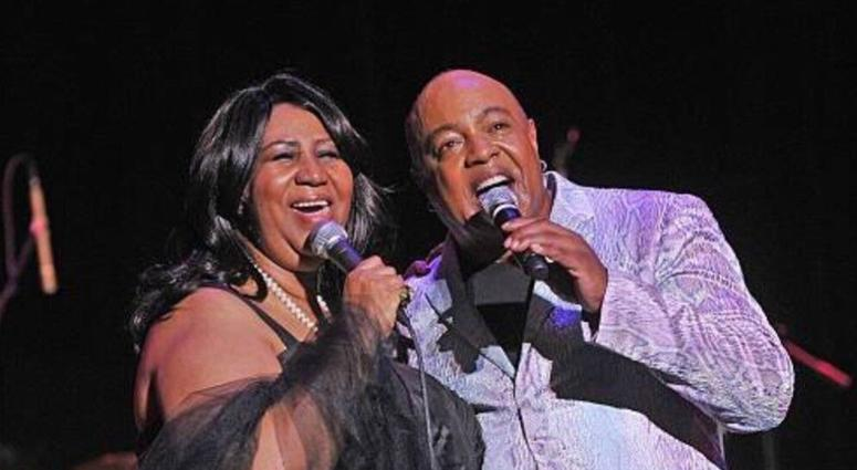 Peabo Bryson was friends with Aretha Franklin until her death last summer.