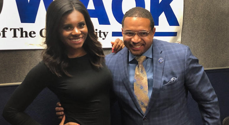Atlanta Reporter Brittany Miller Discusses Her Story About