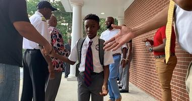 Reach One Teach One A Call For Men To Welcome Students Back To School.