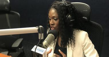 Dr. Mildred Peyton talks Bullying with Rashad Richey