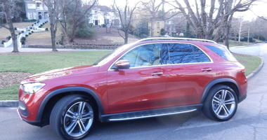 Mercedes 450 GLE 4MATIC