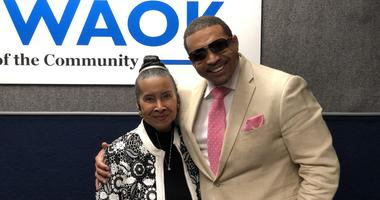 Former VP of Turner Broadcasting, Xernona Clayton, Says Rashad Richey Knows His Stuff; While Discussing 100 Black Women Honor