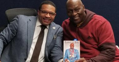 Five-Time Paralympian Curtis Lovejoy Talks New Book with Rashad Richey