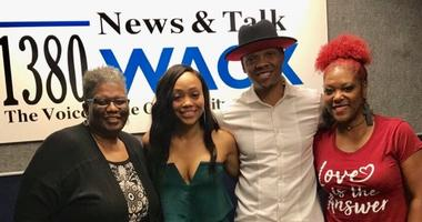 Ronnie and Shamari Devoe Talk Candidly About their Marriage and 'Married 4 Life Walk' with Joyce Littel and Dr. Adrienne