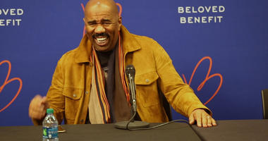 Steve Harvey at Beloved Benefit in Atlanta