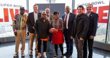 Atlanta Super Bowl Host Committee Announces Super Bowl LIVE presented by Verizon and Reveals Atlanta-based GRAMMY Award-Winning Producer Jermaine Dupri as the Event's Music Producer