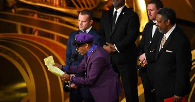 Spike Lee Acceptance Speech Oscar 2019