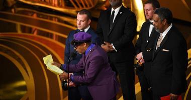 Spike Lee Acceptance Speech Oscar 2019