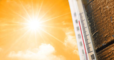 Weather experts predict we will have more hot days before fall officially arrives.