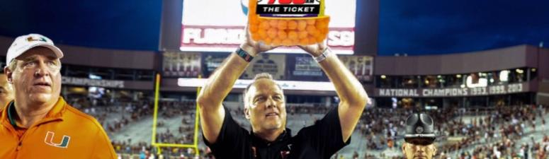 Hoch and Crowder Show: Mark Richt explains why fans send him cheese balls. Also, the TRUTH about Epcot