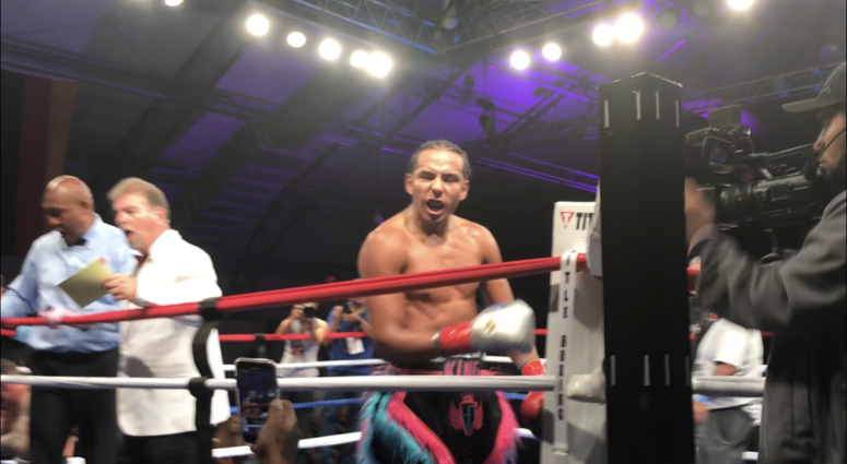 Fighter's Fury: King Calderon Improves to 20-0