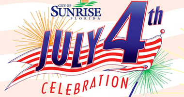 City of Sunrise July 4th Celebration