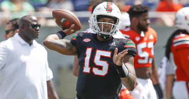 Zack Duarte Show: New QB for UM