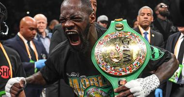 Fighter's Fury: The Most Entertaining Heavyweight Alive
