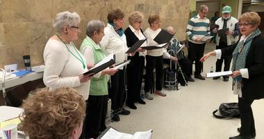 The Pulmonaires Choir