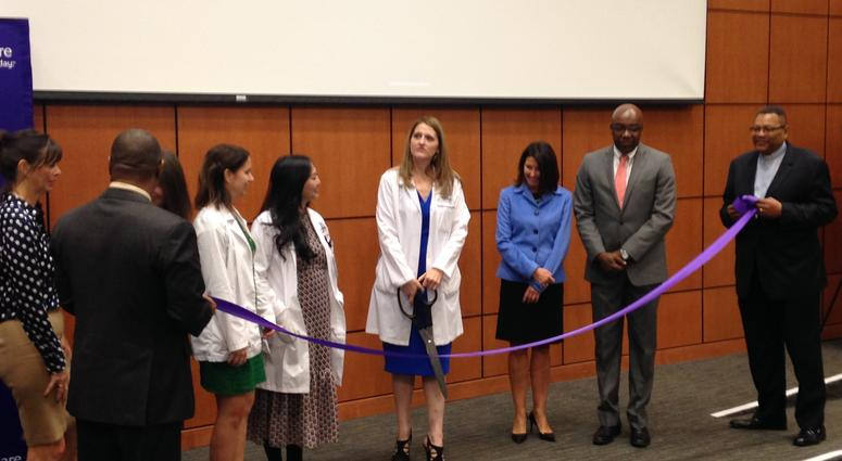 Advocate Trauma Recovery Center Opening