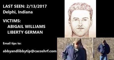 New Sketch Of Delphi Murder Suspect