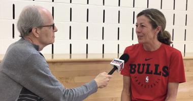Karen Stack Umlauf: Bulls Basketball Coach And Trailblazer