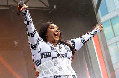 Lizzo at Gallagher Way