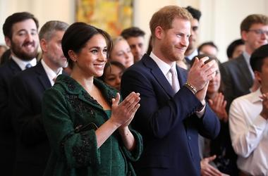 Meghan Markle, Prince Harry