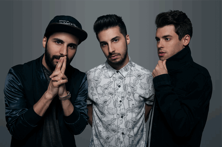 Win Your Way Into a Private Performance with Cash Cash