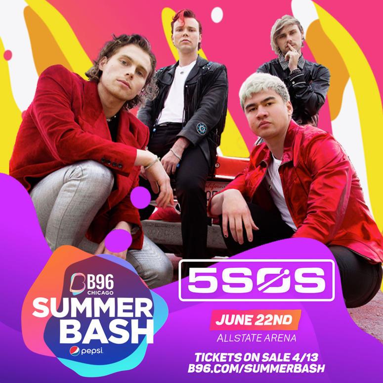 2019 B96 Pepsi Summer Bash | Chicago's B96