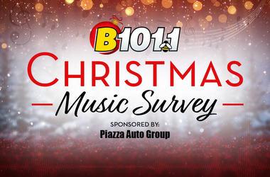 2019 Christmas Music.2019 Christmas Music Survey B101 1