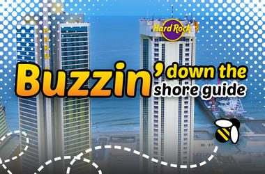 Shore Guide: See Journey, 'Captain Marvel,' and Experience the Ducktown Food Tour down the shore in atlantic city with this week's B101 buzzin down the shore guide