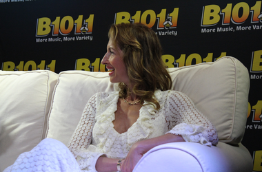 Alysia Reiner of Orange is the New Black at B101