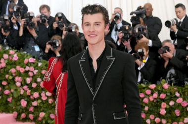 Shawn Mendes attends The 2019 Met Gala Celebrating Camp: Notes on Fashion at Metropolitan Museum of Art on May 06, 2019 in New York City