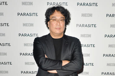 Bong Joon-Ho, director of Parasite