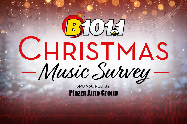 Christmas Music Images.Christmas Music Survey B101 1