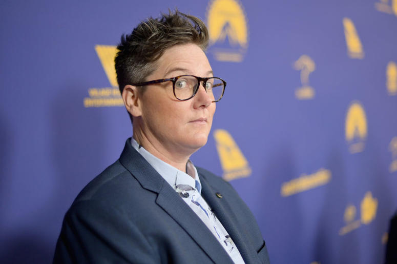 LOS ANGELES, CA - OCTOBER 24: Honoree Hannah Gadsby attends the 7th Annual Australians in Film Awards Gala at Paramount Studios on October 24, 2018 in Los Angeles, California. (Photo by Matt Winkelmeyer/Getty Images for for Australians in Film)