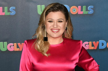 "Kelly Clarkson. ""UglyDolls"" Los Angeles Photo Call"