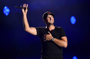 Luke Bryan. 2018 CMA Music Fest Nightly Concert