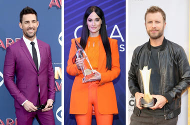 Jake Owen, Kacey Musgraves, Dierks Bentley