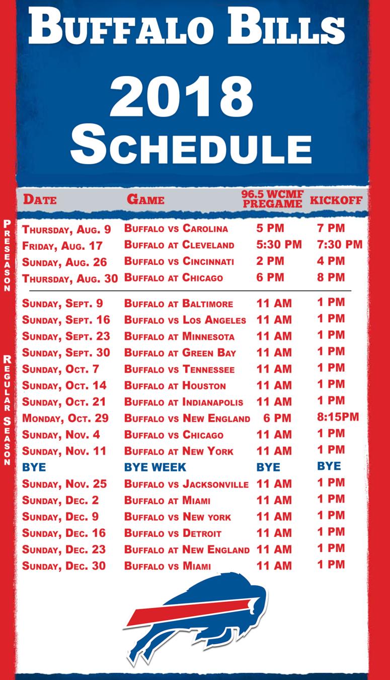 2018 Buffalo Bills season