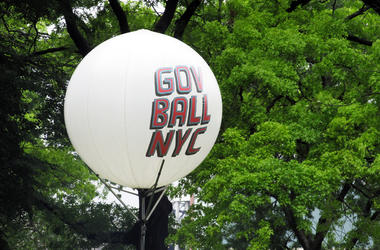 Governor's Ball Music Festival at Randall's Island, NYC