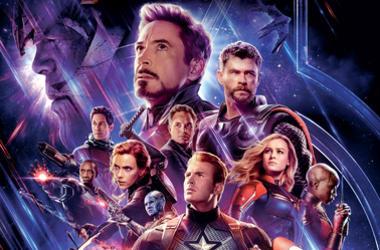 Avengers Endgame - Poster 2019