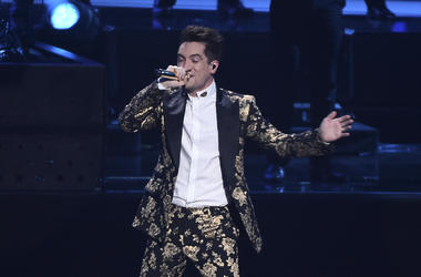 Brendon Urie of Panic! At The Disco
