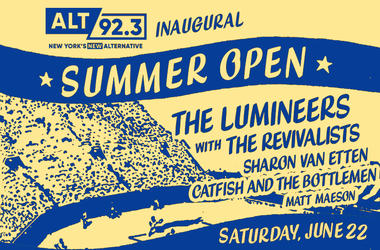 Alt 92.3 Summer Open in Forest Hills