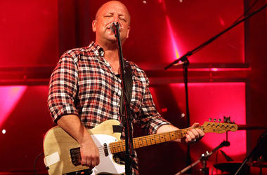 Black Francis of Pixies performs at The Bowery Ballroom on September 17, 2013 in New York City.