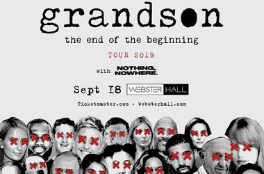Grandson Tour 2019