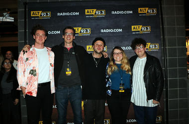 Lovelytheband Meet Fans at the 'Lovelythebeer' Release Party at Circa Brewing Co.