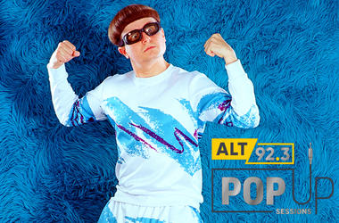 Oliver Tree ALT Pop Up Sessions