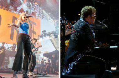 Paramore and Elton John