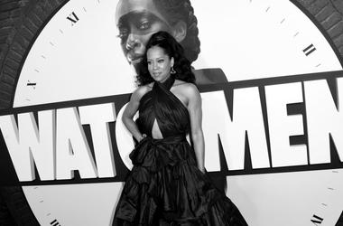 Regina King of Watchmen
