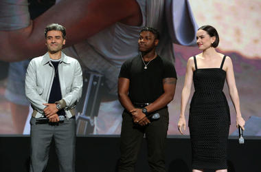 The Rise of Skywalker Cast