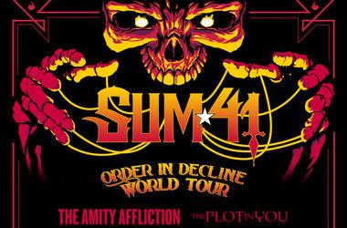 Sum 41 Tour 2019