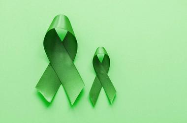 World Mental Health Day Ribbons